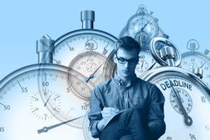 enkelt och snabbt tidrapporteringssystem