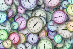 digital tidrapportering, tidkoder
